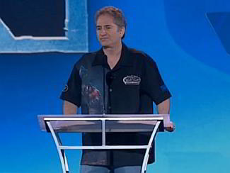 Mike Morhaime at BlizzCon 2014