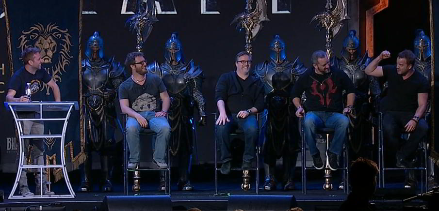 warcraft movie panel