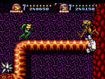 Battletoads - Battlemaniacs