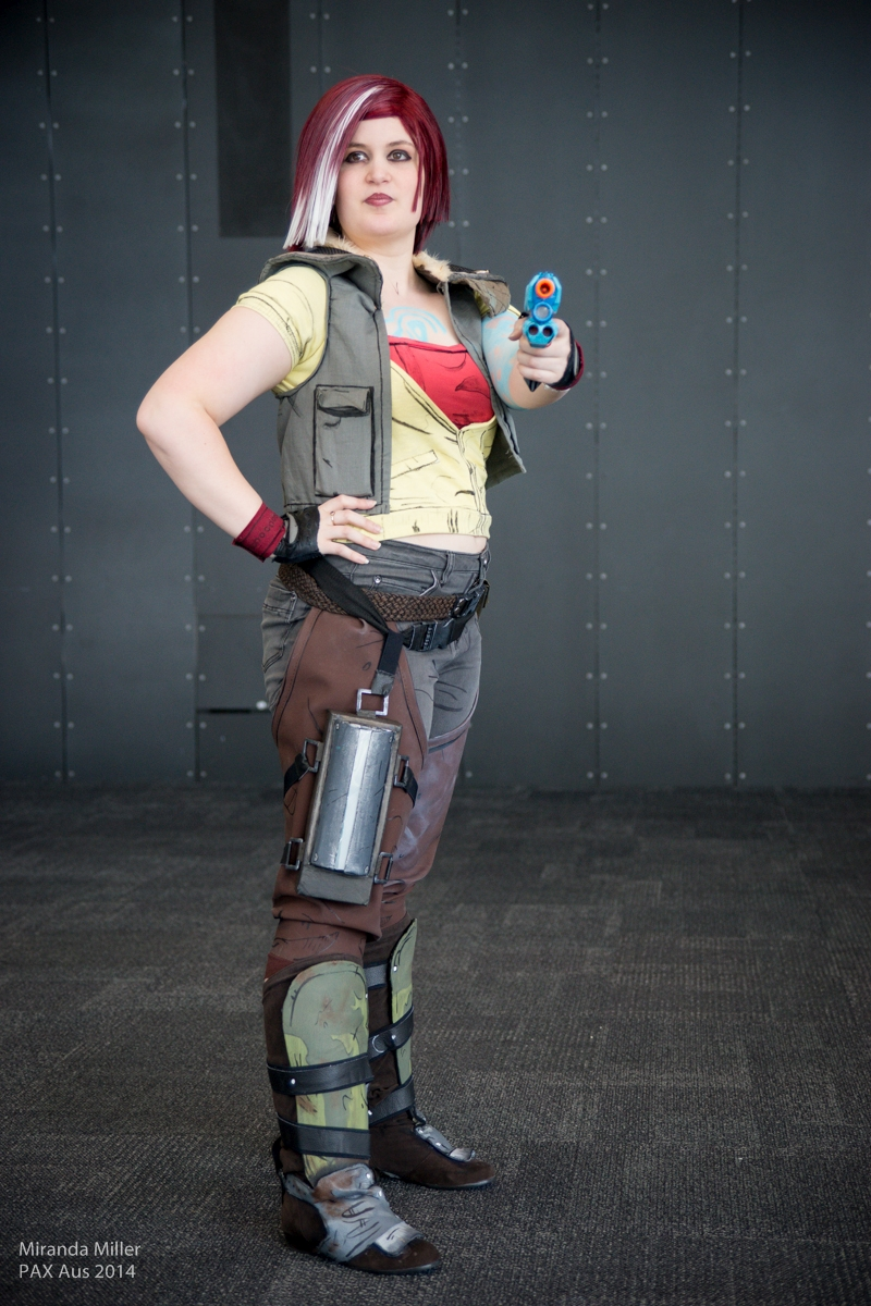 Tannis cosplay