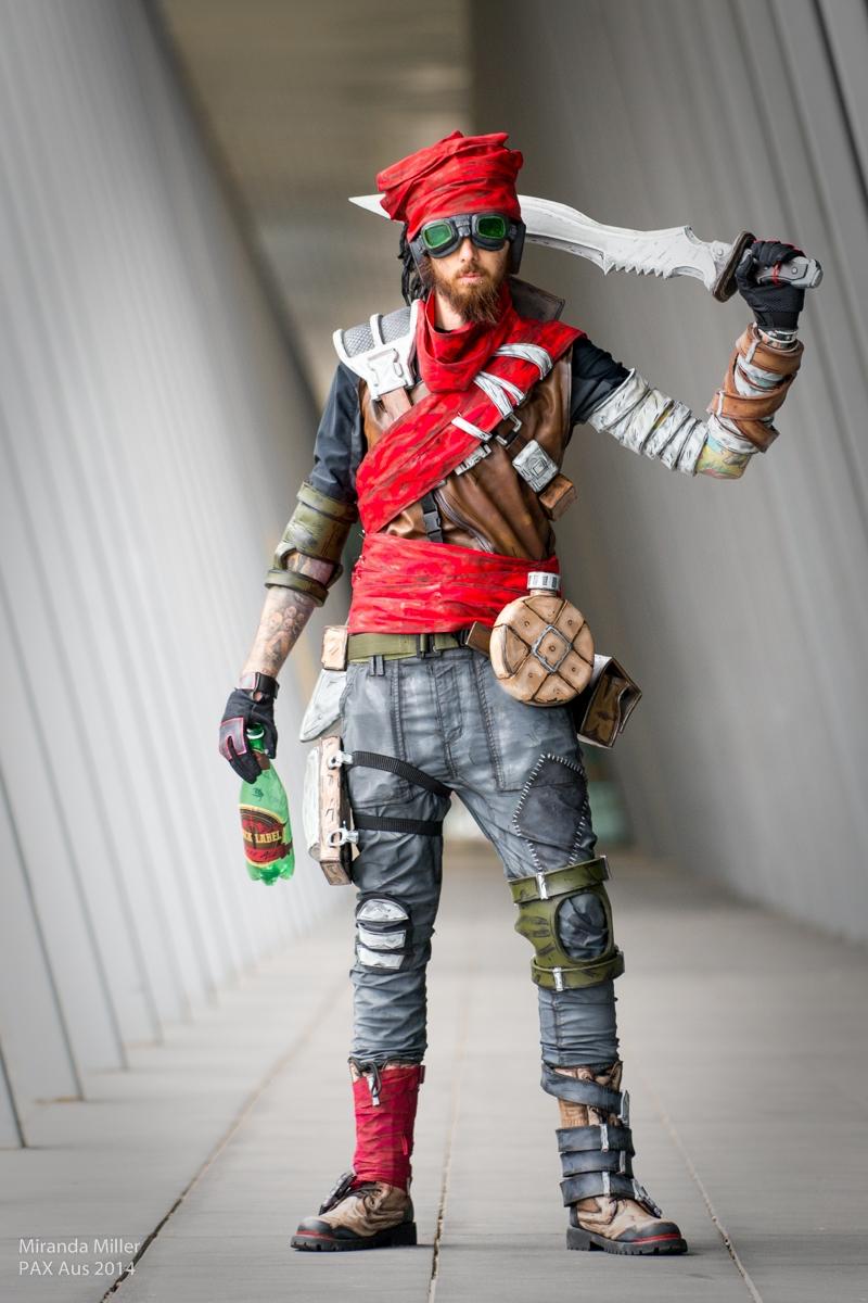 borderlands cosplay 2 001