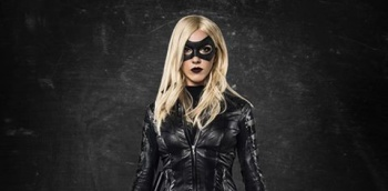 Laurel black canary