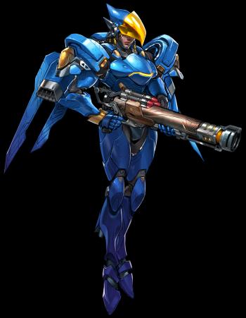 Pharah Hero