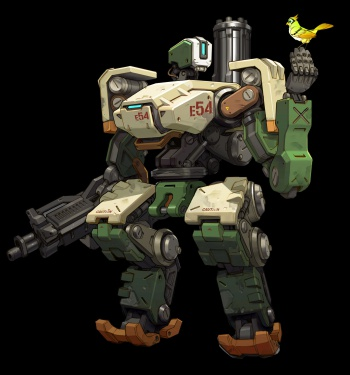 Bastion Hero