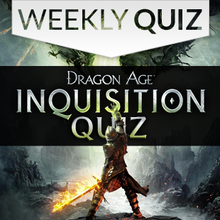 Dragon Age Quiz 3x3