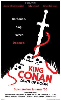 Conan smaller