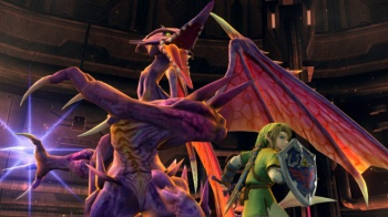 ridley super smash bros