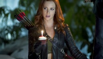 Amy Gumenick as Cupid. Photo Credit: The CW.