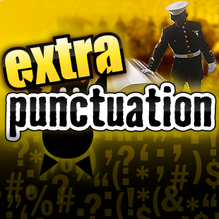 Extra Punctuation Slow Time Events