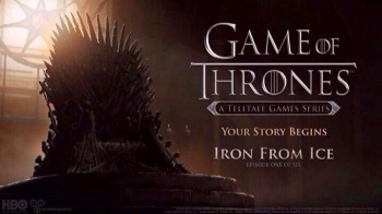 game of thrones adventure game tell tale