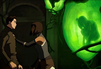 mako korra legend of korra beyond the wilds