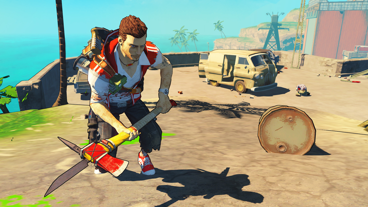 Escape Dead Island Game - Hellopcgames