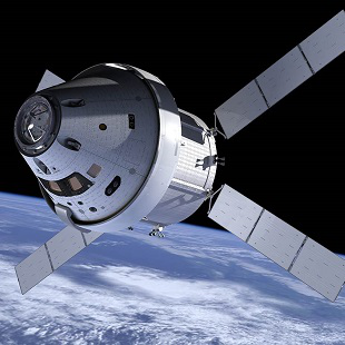 NASA Orion Spacecraft 310x