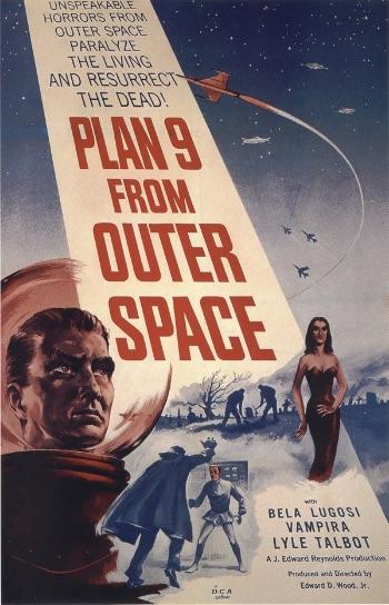 plan 9 movie poster 350