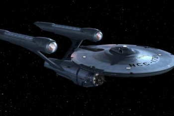 Star Trek Reboot Enterprise