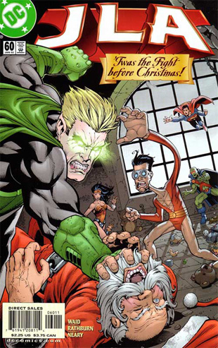 JLA Vol 1 Issue 60