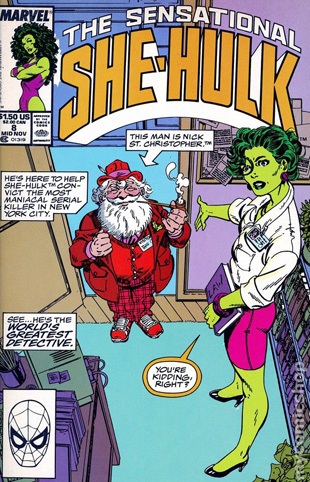 Sensational She-Hulk 8