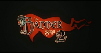 The Banner Saga 2 teaser logo