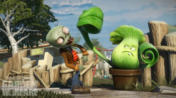 PVZ Garden Warfare Screenshot 02