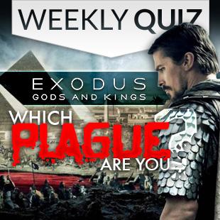 Exodus Gods and Kings Quiz 3x3