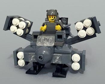 LEGO Chibi
