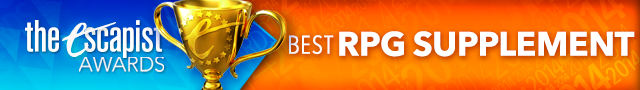 The Escapist Awards: Best RPG Supplement 2014