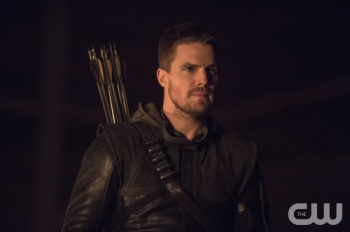 Oliver Queen The Climb