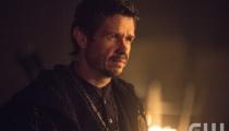 Matt Nable as Ra's al Ghul. Photo Credit: Cate Cameron/The CW