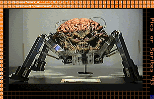 DOOM Spiderdemon Model Scan 310x