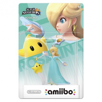 Rosalina Amiibo Will be Exclusive to Target