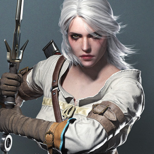 Ciri Witcher 3