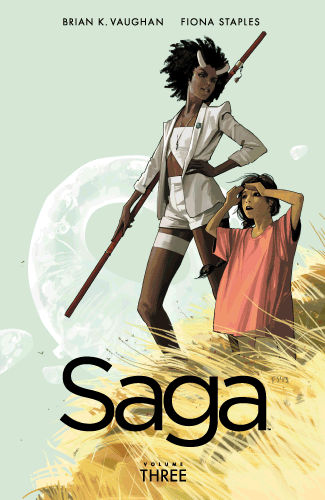 Comic Series Saga