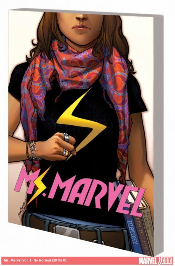 Comic Series Ms Marvel