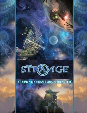 the strange cover