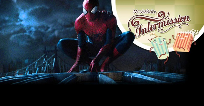 Intermission: Spider-Man 9x4