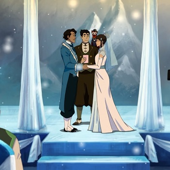 varrick zhu li wedding bolin pabu legend of korra series finale