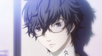 Persona 5 Protagonist reveal