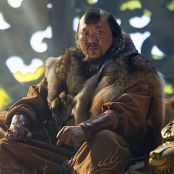 marco polo kublai khan