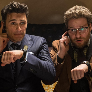 The Interview James Franco Seth Rogen