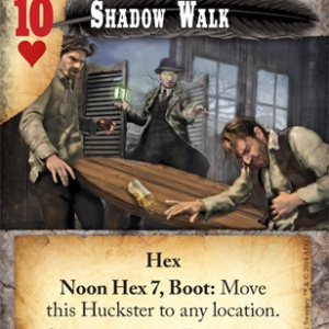doomtown shadow walk