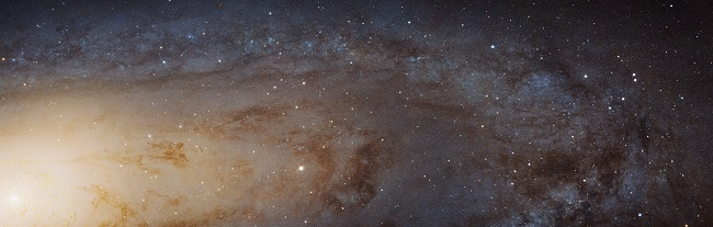 Andromeda Galaxy Hubble 2015 650x