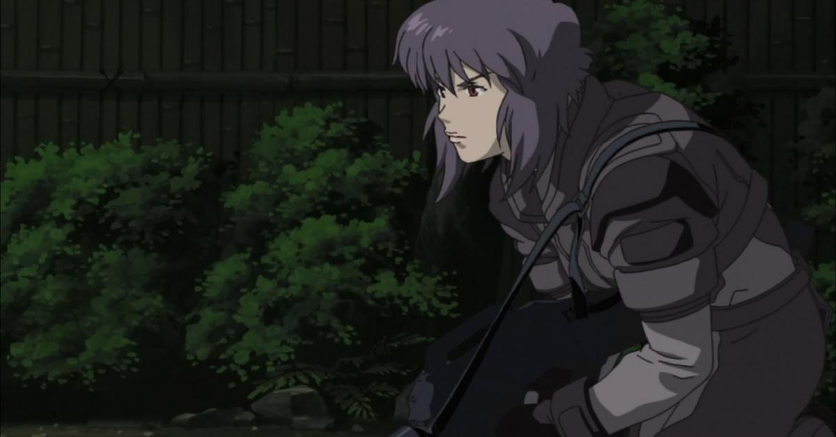 Motoko kusanagi tv ghost in the shell vs kasumi dead or ali 4