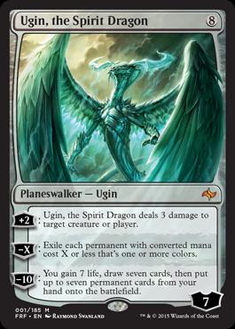 Ugin Spirit Dragon