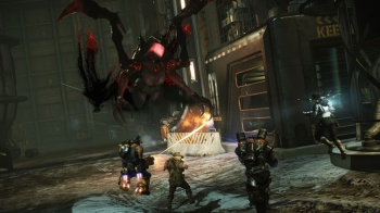 evolve wraith screenshot
