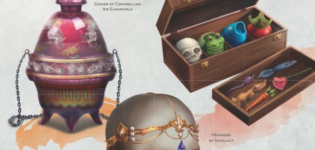 D&D Dungeon Master's Guide Review - A Toolbox, But is it Useful