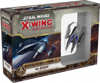 X-Wing Miniatures IG-2000 Expansion