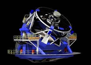 LSST Telescope 310x