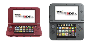 new nintendo 3ds xl north america