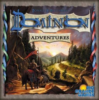 Dominion Adventures expansion