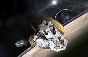 NASA New Horizon Probe 310x